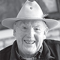 Bud Lilly - Montana Outdoor Hall of Fame 2016